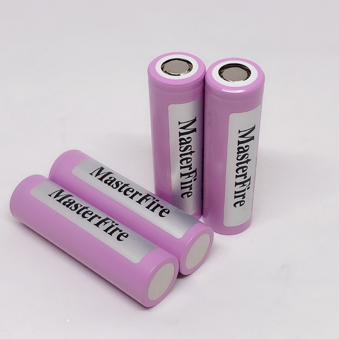 MasterFire <font><b>Original</b></font> 18650 3000mah Li-ion Battery INR18650 <font><b>30Q</b></font> 20A Discharge Lithium Rechargeable Batteries For <font><b>Samsung</b></font> image
