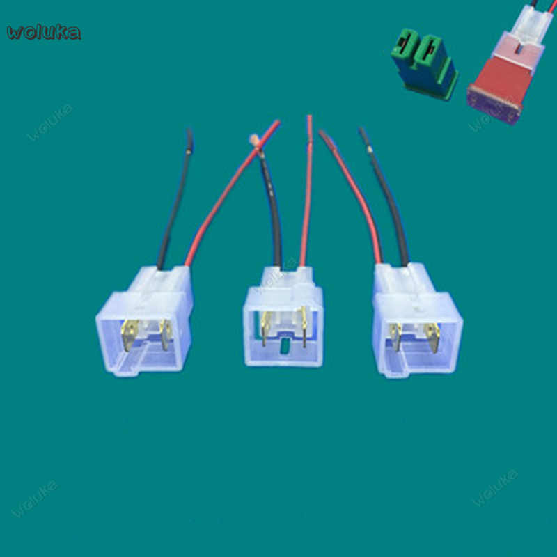 [SCHEMATICS_48IS]  Car high power square fuse socket plug external plug large outer socket fuse  box with line socket CD50 Q04| | - AliExpress | Large Fuse Box |  | AliExpress