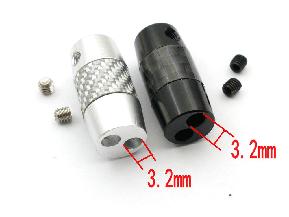40pcs/200pcs HiFi Carbon Fiber Y Line Splitter For Audio Cable DIY Headphone Adapter