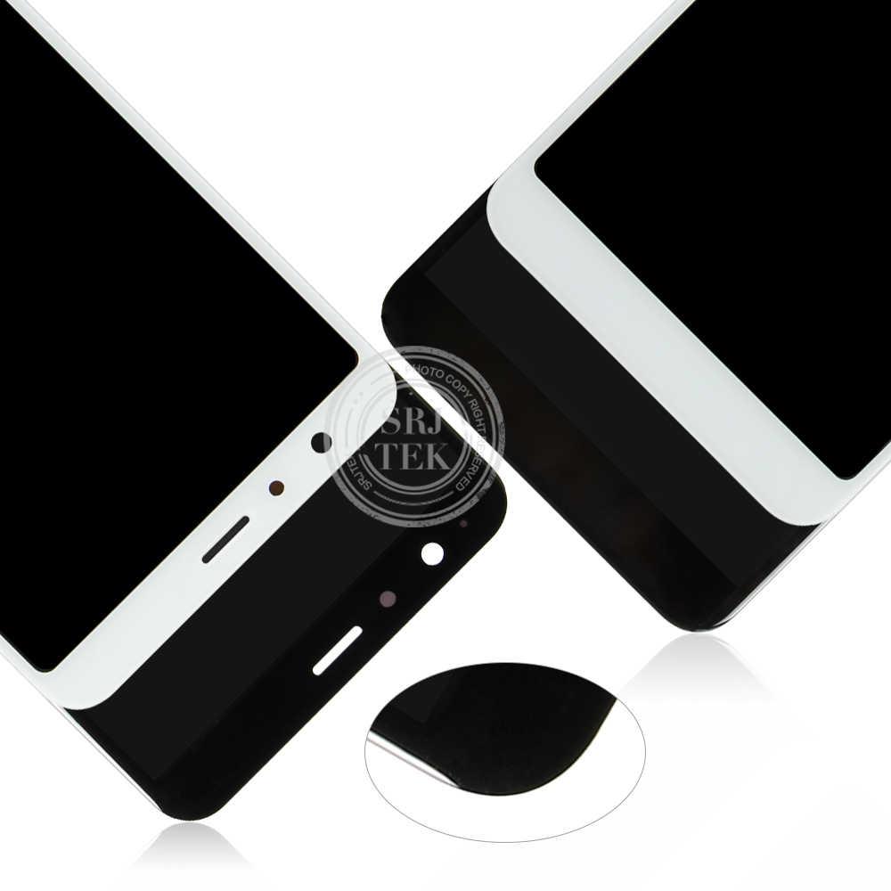 ل Asus Zenfone ماكس زائد ZB570TL X018DC شاشة الكريستال السائل مجموعة المحولات الرقمية لشاشة تعمل بلمس مع استبدال الإطار ل ASUS ZB570T