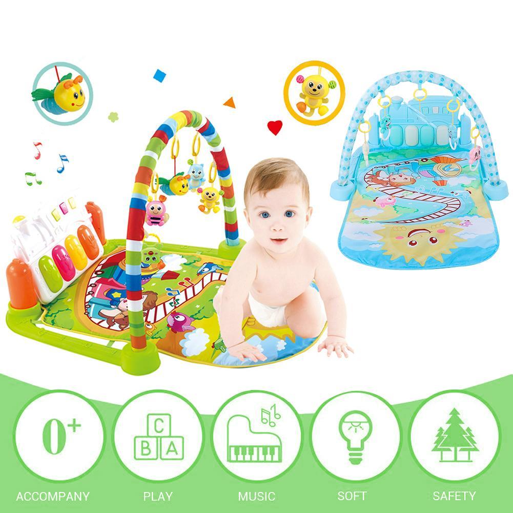 bebê Crawling Mat Brinquedos Do Bebê Para Crianças