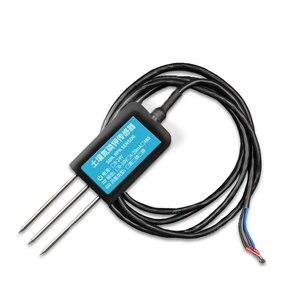 Gleba czujnik NPK szklarnia rolnicza Tester środowisko nawóz stopień płodności precyzyjny inteligentny detektor gleby