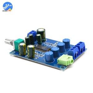 Image 2 - YDA138 amplifier board DC12V 2X10W modulo amplificador Dual Channel Audio speaker sound placa amplifier Board sonorisation