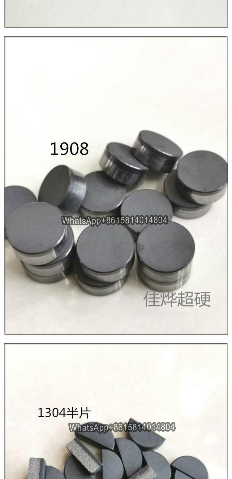 pdc lâmina 1308 1608 1613 óleo geológico pdc