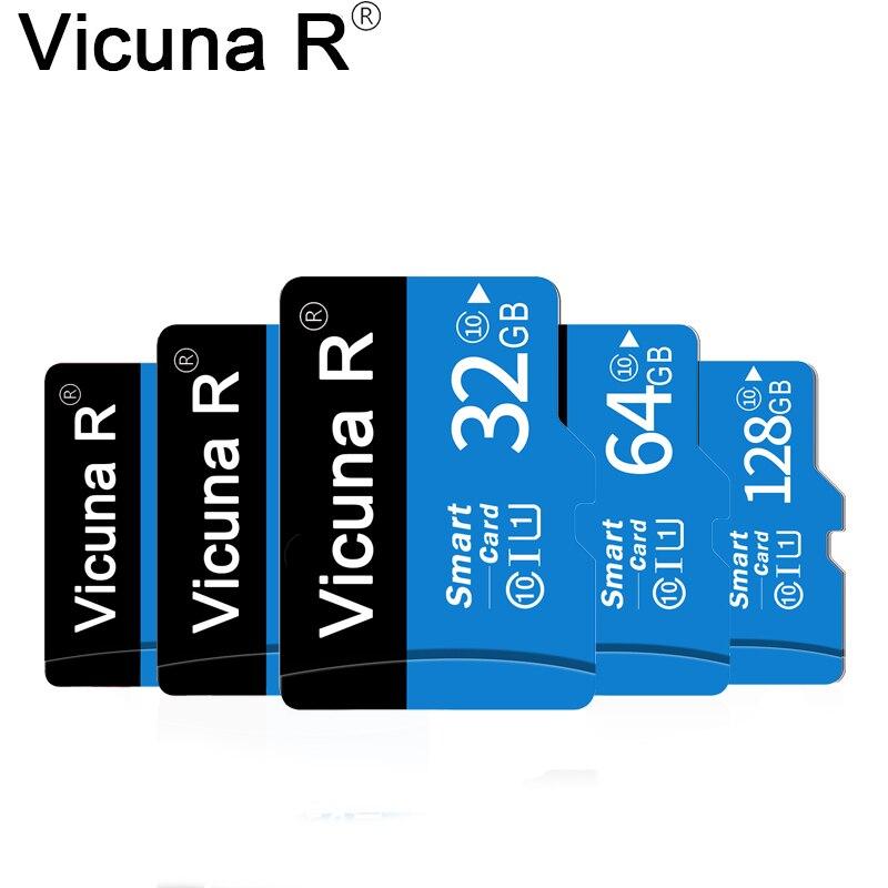 Micro SD TF Memory Card Class 10 256MB 8GB 16GB 32GB 64GB 128GB Tarjeta Microsd Card 128 64 32 16 8 GB Flash Free Adapter