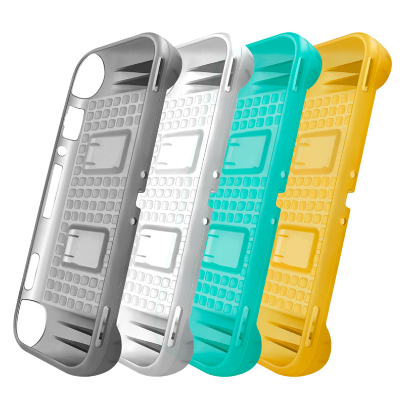 Anti Scratch Integrated Soft TPU Case Protect Shell Skin For NS Switch Lite Full Protection BREATHABLE DESIGN 40AUG70
