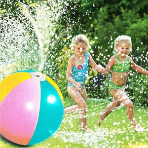 75CM Inflatable Spray Water Ba