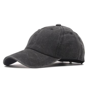 Wysokiej jakości zmiękczana bawełna regulowana jednokolorowa czapka bejsbolowa Unisex para czapka moda rozrywka tata kapelusz czapka typu Snapback tanie i dobre opinie oZyc Dla dorosłych COTTON Na co dzień Adjustable hats for women men Jeden rozmiar Stałe Czapki z daszkiem Spring Summer Autumn Wint