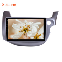 Seicane Android 8.1 10.1 2Din Car Stereo Radio GPS Headunit Player for 2007 2008 2009 2010 2011 2012 2013 HONDA FIT JAZZ RHD