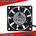Delta AFB0624MB 6015 6CM 24V 0.10A servo sürücü soğutma fanı 60x60x15mm yüksek kaliteli soğutucu