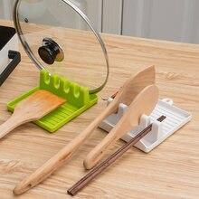 Кухонные инструменты силиконовые/pp ложки для отдыха Посуда