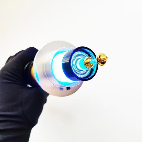 lgt lamina de sabre de luz plugue de metal oco