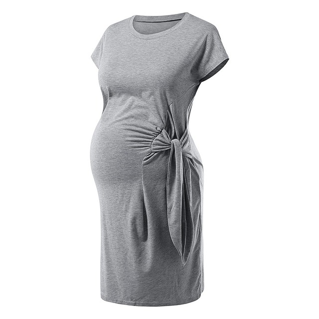 Fashion Maternity Dress for Women's Pregnancy 5