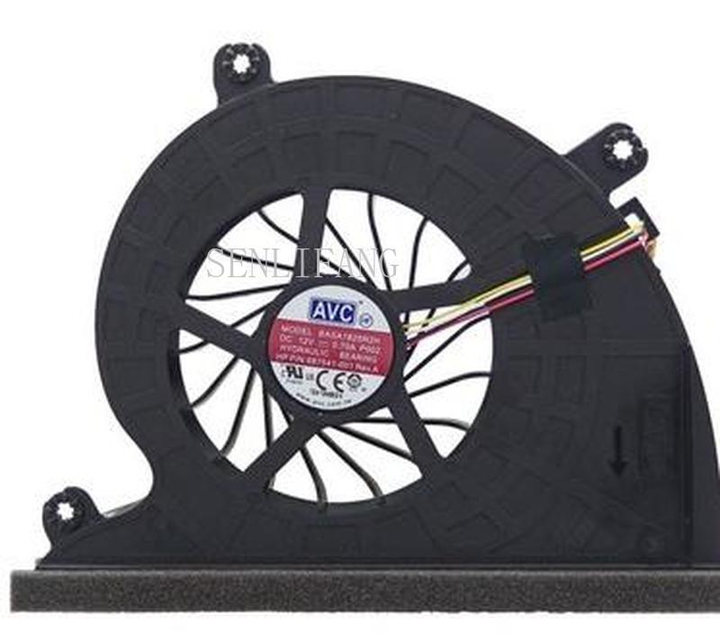Fan For HP Compaq Elite 8300 Touch Internal Cooling Fan AVC BASA1825R2H 687541-001 AIO All-In-One KUC1012D