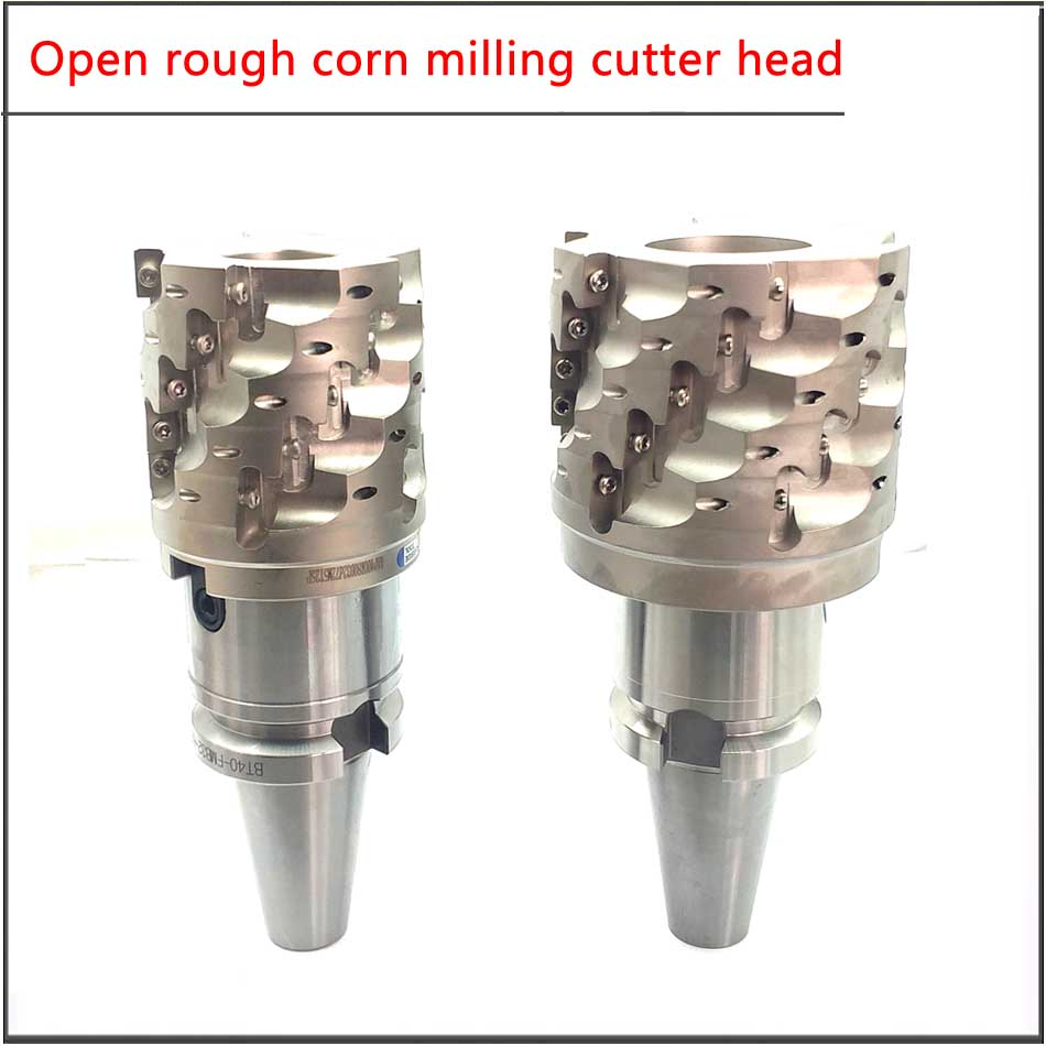 """AP16 400R 50-22 4F Rough finishing corn face mill HIGH SPEED milling cutter 2/"""""""