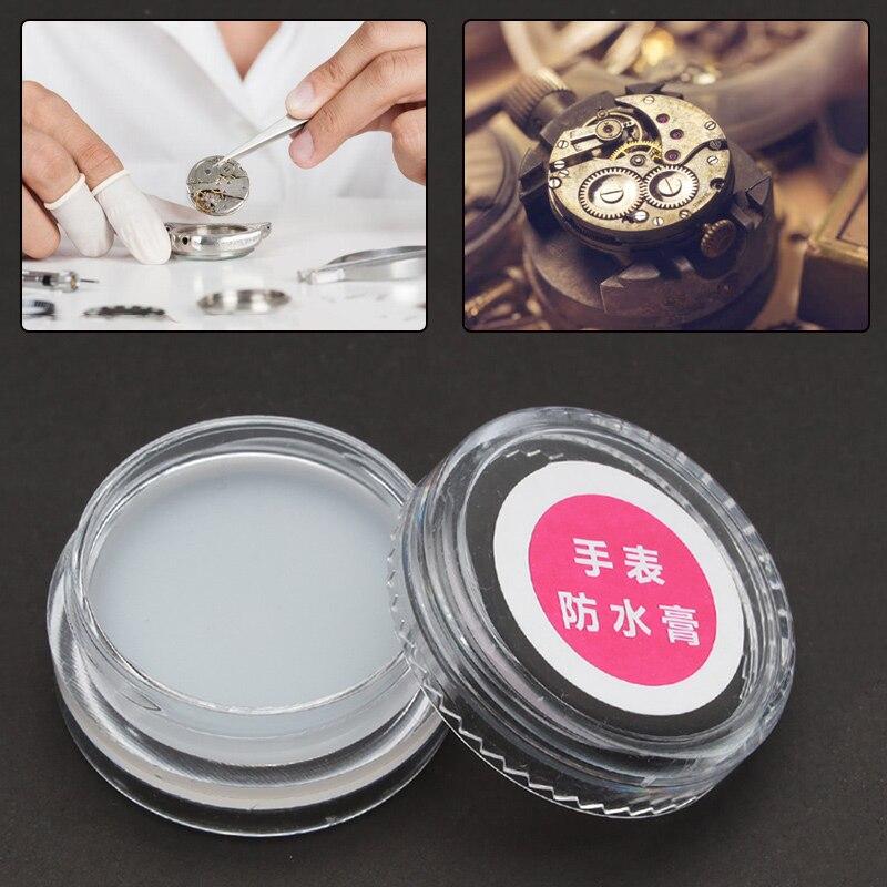 Silicone Grease Waterproof Watch Cream Upkeep Repair Restorer Tool For Watch Lubrication Household Practical Watch Tools