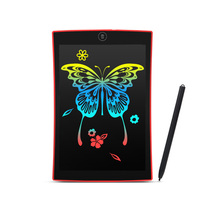 цена на Drawing toys 9.5 inch LCD write board Ultra-thin Tablets Portable E-writer Toy Kids Child Educational rechargeable rainbow color