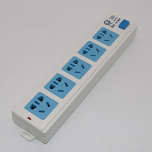 Guangxin 415 Cabinet Power Strip Not Wired Socket Self-Outlet Strips DIY Patch Board