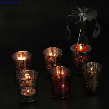 Vela estrellada, taza de San Valentín, regalo romántico, vela perfumada artesanal DIY, recipiente de vidrio, vela, taza vacía, herramientas para velas