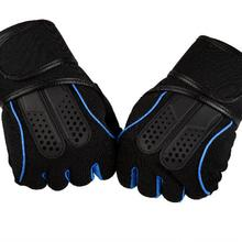 Fitness-Gloves Sports for Men And Weightlifting Easy-To-Wear Half-Finger Useful Humanized-Design