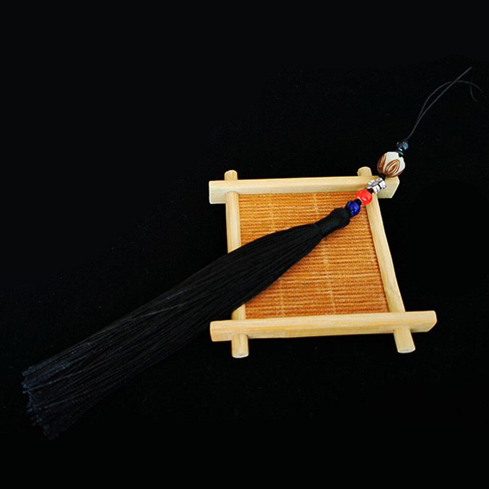 Флейта брелок кисточка Подвеска детская игрушка Мо дао ЗУ Ши Чэнь Цин Лин брелок детский Косплей Костюм Аниме аксессуары игрушка Новинка - Цвет: A8