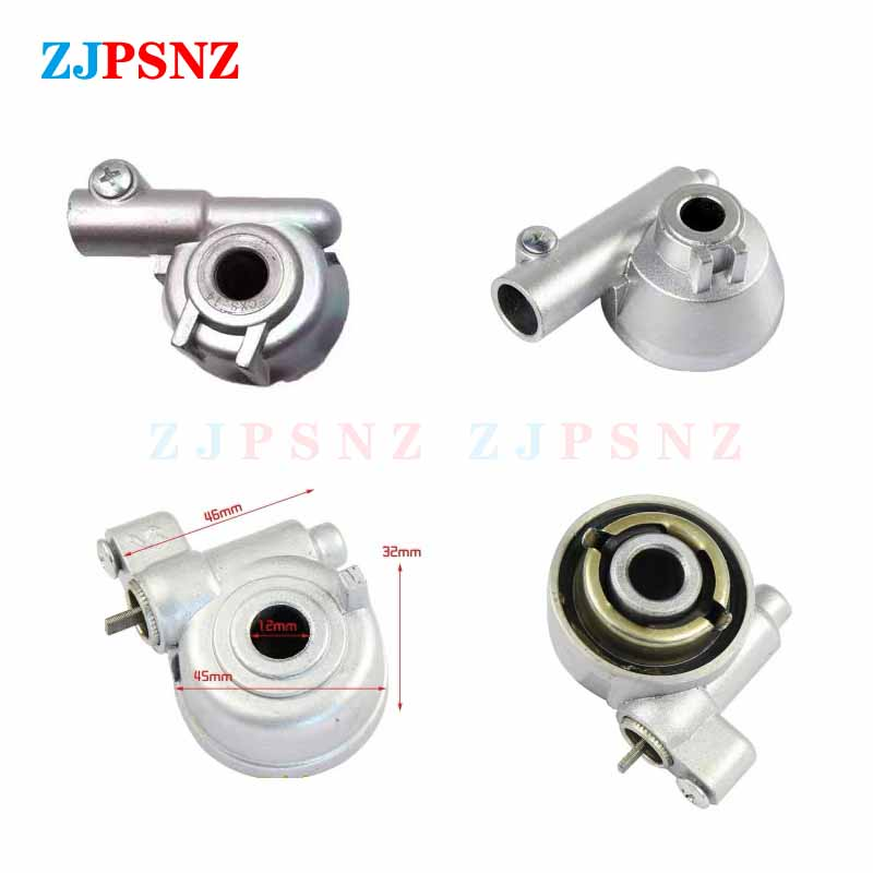 Motorcycle scooter Speedo Speedometer Hub Drive Gear 12mm 15mm GY6 50 125 150cc B09 WY100 Moped Scooter High Quality