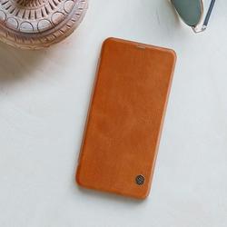 Dla Xiaomi Redmi Note 6 Pro skrzynki pokrywa odwróć NILLKIN Qin skórzana pokrywa dla Xiaomi Note 6 Pro globalny portfel etui