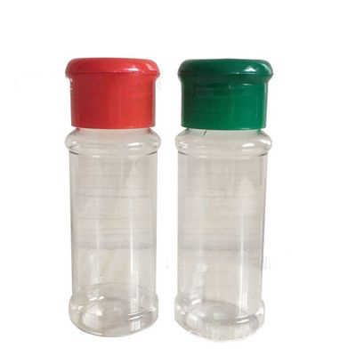1 Pc Plastik Bumbu Garam Merica Toples Bumbu Dapat Barbekyu BBQ Bumbu Cuka Botol Dapur Cruet