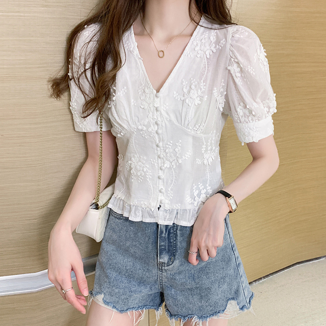 Lace Casual Top  4