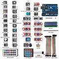 SunFounder Kit Di Apprendimento Per Arduino 37 Moduli R3 Kit Sensore Di V1.0 Per Arduino, Tra Cui UNO R3 Bordo