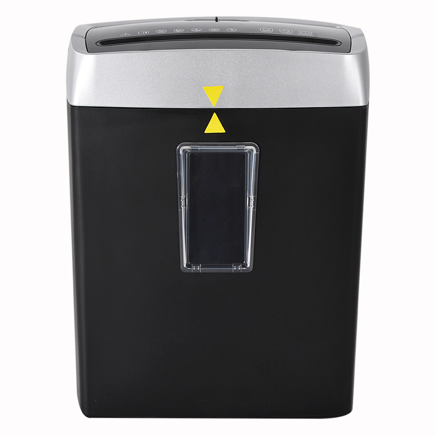 Broyeur de papier électrique S6015 broyeur muet Mini broyeur domestique matériau ABS rupture de papier continue 4-6 Minutes