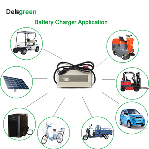 Image 5 - 48 в 10 А 15 а умное портативное зарядное устройство для электрического вилочного погрузчика, скутера для 16S 58,4 в Lifepo4 15S 63 в LiNCM свинцово кислотная батарея