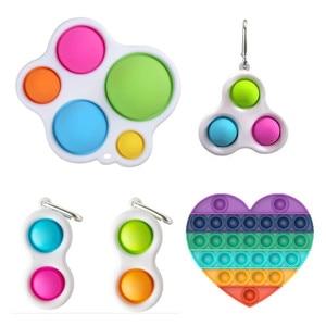 Непоседа простой улыбающегося игрушка жира игрушки для снятия стресса ручной фиджет-игрушки для детей и взрослых для раннего развития дете...