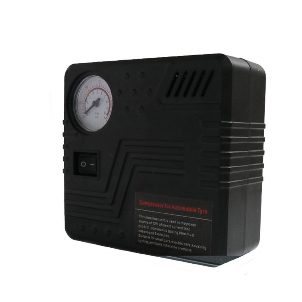 2019 New 12V Portable Portable 12V Car Auto Electric Air Compressor Tire Inflator Pump High Pressure Inflator Air Compressor