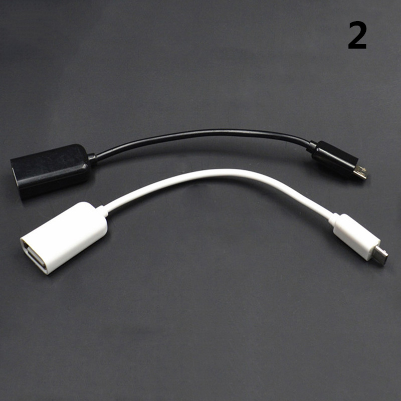 1Pc Type-C/Micro To OTG USB Port Adapter Converter Cable For Smartphones Tablet SP99