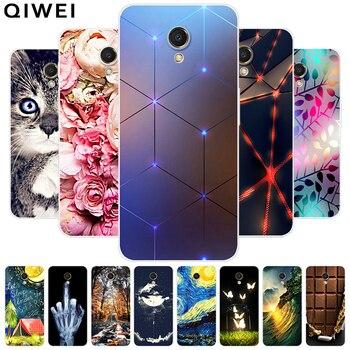 Перейти на Алиэкспресс и купить Чехол для Meizu C9, тонкий модный Мягкий ТПУ силиконовый чехол для Meizu C9 Pro M9C 9C M9 c 9 Pro c9Pro, чехлы для телефонов