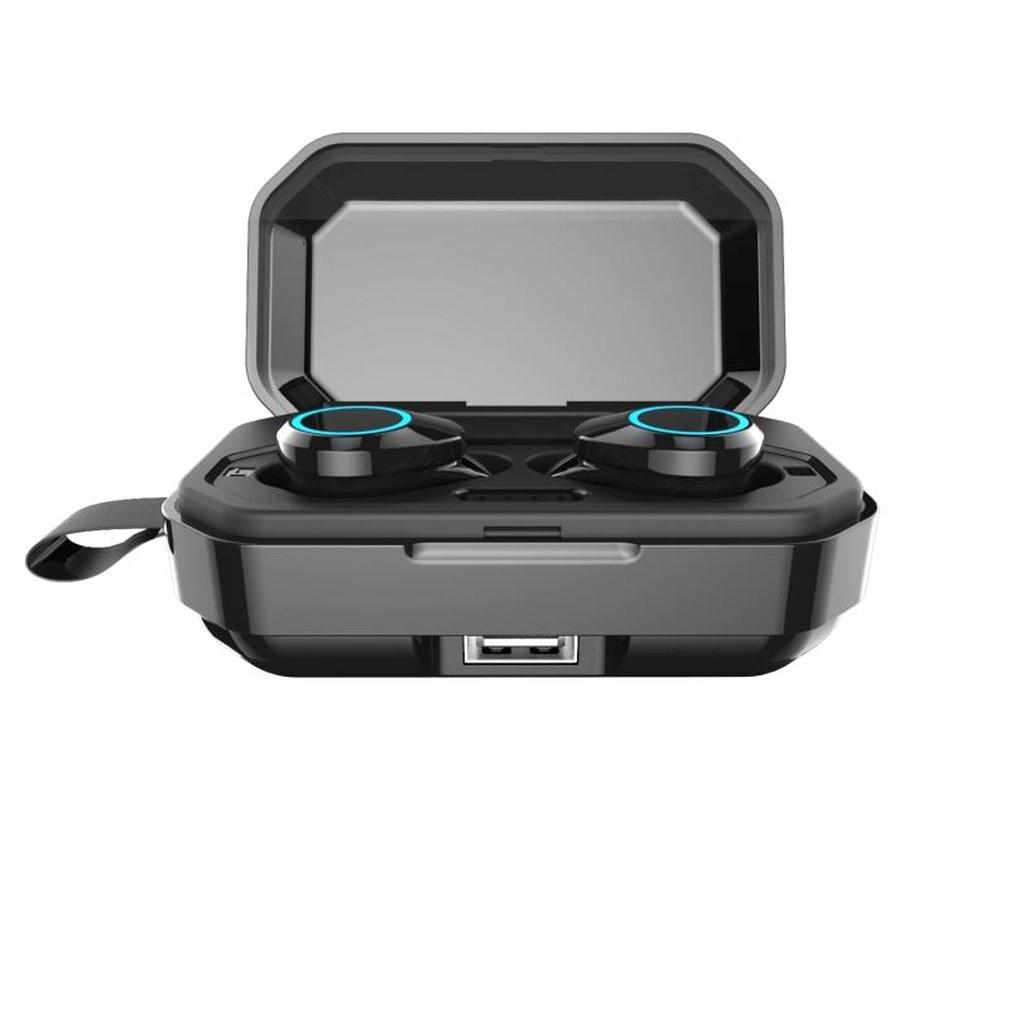 X6 Headset X6Pro/X11 Touch Screen Display Waterproof Bluetooth 5.0 Earbuds Wireless Sport Earphone