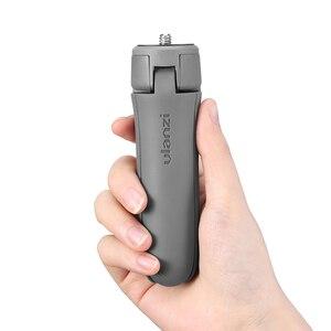 Image 1 - 울란 지 MT 10 휴대용 Vlog 삼각대 미니 삼각대 짐벌 자료 Osmo 모바일 2 3 Vlog 삼각대 스마트 폰 DSLR SLR 카메라