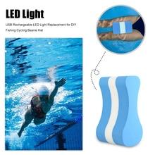 Pull-Buoy Training-Aid Float Eva-Foam Swim for Beginner Legs-Safety-Watering-Elements