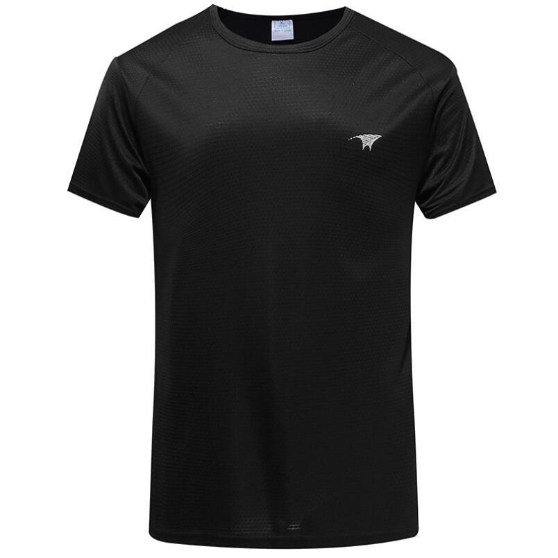 ZNG 2020 New Neck Men T Shirt Mens Fashion Short Sleeve Tshirt Fitness Casual Male T-shirt Brand Clothing Tee Tops