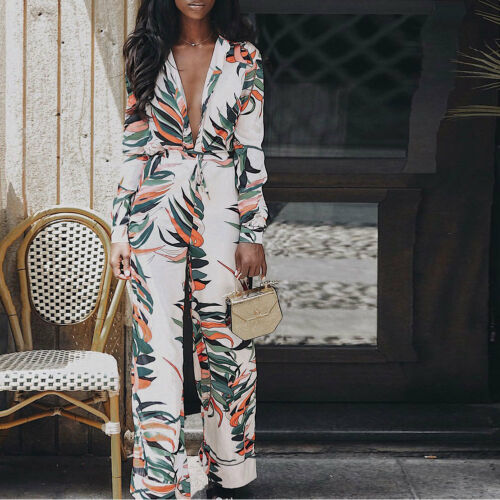 Streetwear Playsuit Evening Party Cocktail Ladies Jumpsuits Romper Strap Slim Trousers Long Sleeves Jumpsuit Overalls For Women