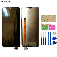 6.1 Inch Original LCDs For DOOGEE Y8 X90L Y 8 X 90L LCD Display + Touch Screen Digitizer Sensor Assembly Tools 3M Glue