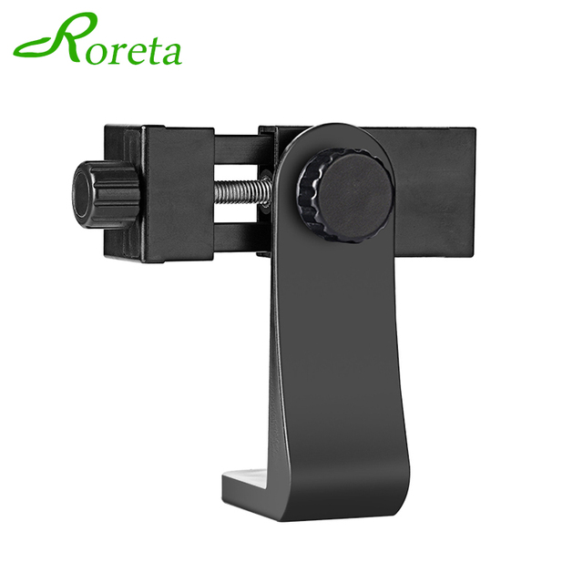 Roreta Tripod Mount Adapter Rotatable Stand Mount Adapter For iPhone xiaomi Samsung smart phone Tripod Stand 1