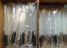 여분의 두꺼운 리본 댄스 스 트리머 완드 막대 스틱 유리 섬유 어린이 성인 블랙 레드 49cm 60cm 표준 크기 60cm