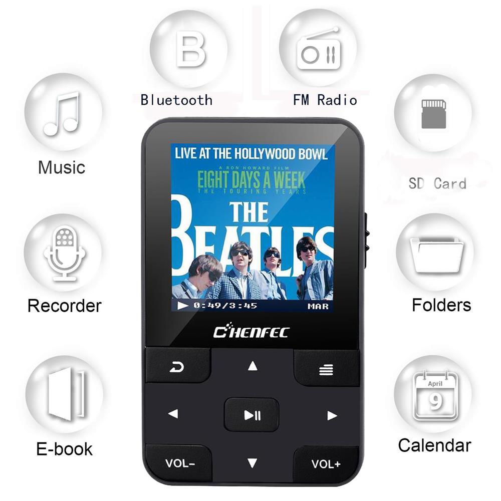 Mini Armband Bluetooth RUIZU 40