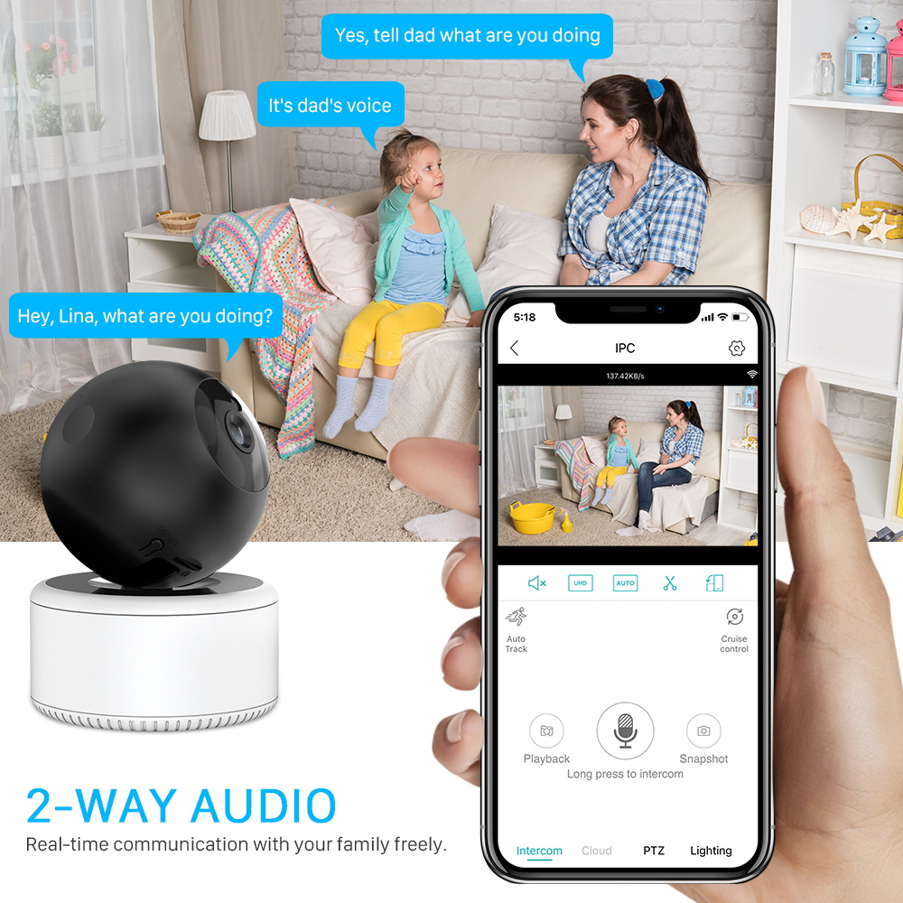 New Wireless Camera