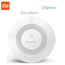 Xiaomi mijia Honeywell Gas Alarm Detector, zigbee Fernbedienung CH4 Überwachung Decke & Wand Montiert Einfach Installieren Arbeit Mijia APP