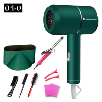 220V Professional Salon Negative Ion Hair Dryer Cold and Hot Air Adjusting Anion Temperature Control Strong Wind Hair Dryer professional salon hair dryer with negative ion blue hair dryer strong wind blower electric hair dryer hair styling tools