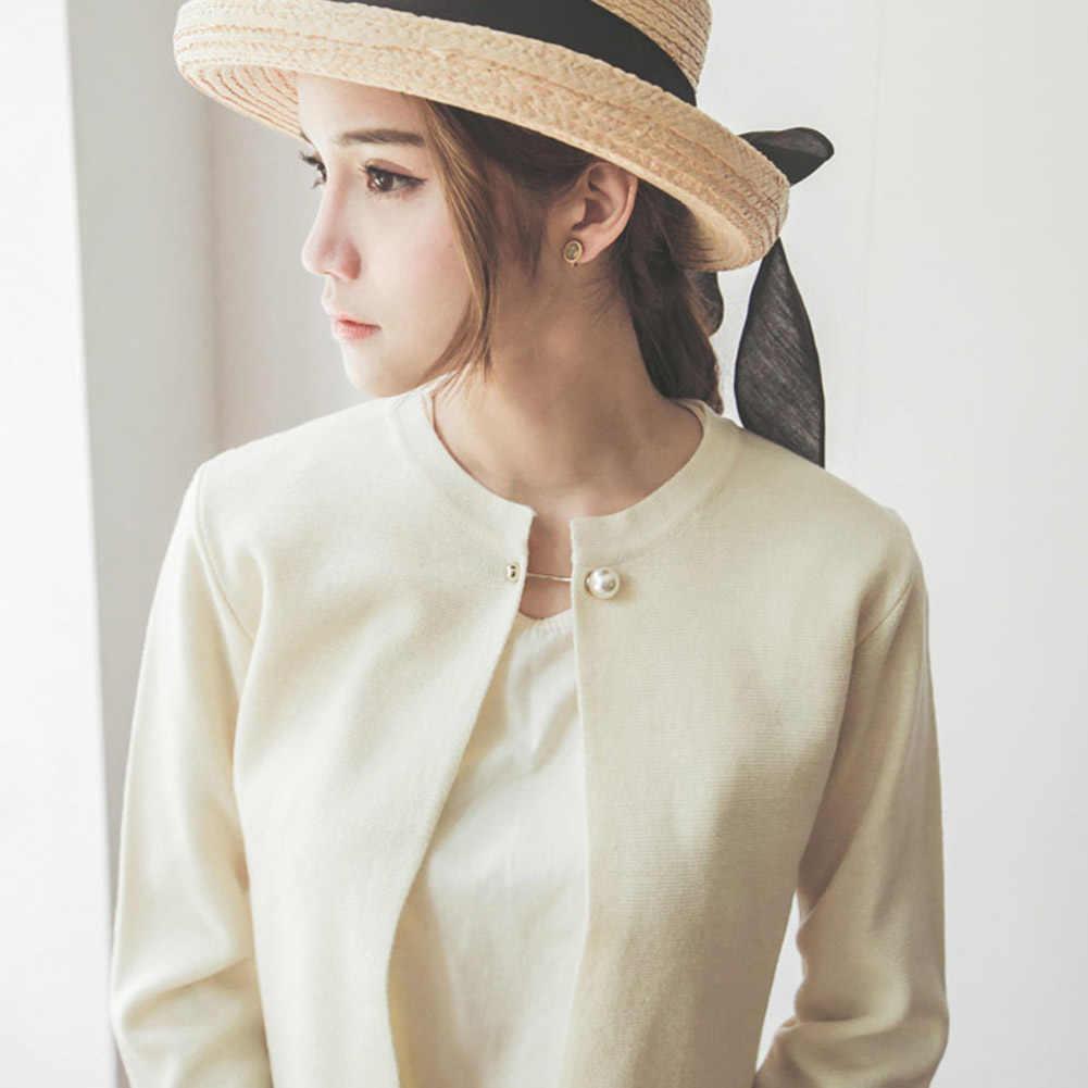 2019 wysokiej jakości Vintage Gold broszka przypinki Double Head sztuczna perła duże duże broszki dla kobiet biżuteria ślubna akcesoria