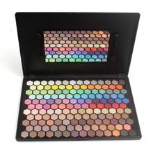 149 farben Schimmern Pigmentierte Lidschatten Palette Glitter Matte Regenbogen Smoky Anhaltende Wasserdicht Lidschatten Palette Kosmetische